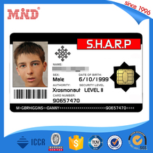 Factory price id cards new models