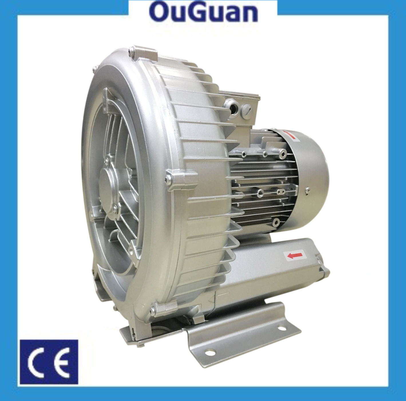 Energy-saving industrial suction high quality ring blower Made In China