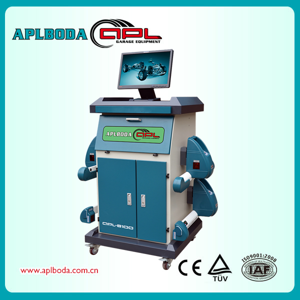 High effciency and portable Launch alineadora 3d laser original autoboss wheel alignment