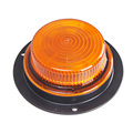 Mini Amber LED Strobe Lights Beacon Warning Light Magnet Mounting IP67