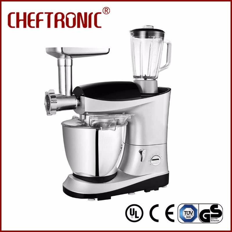 Professional stand food mixer Manufacturer cake mixer S/S 304 bowl for home use