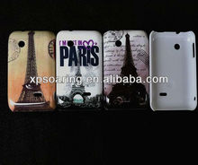 mobile phone hard case back cover for Sony Xperia tipo st21i