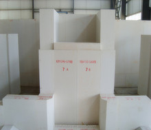 Refractories Fused cast AZS Block for Glass Fusing Oven