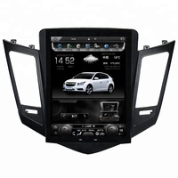 10.4 inch android vertical screen car multimedia GPS Navigation car radio dvd player for Chevrolet Cruze 2012-2014