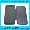 Ultra slim solar power battery charger solar battery case