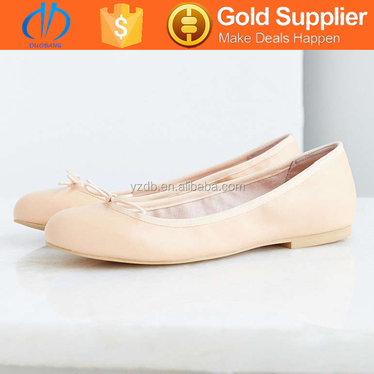 New Design Fashion Flat Ballerina Shoes for women