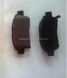 summitomo brake pads 04465-52041 for toyota platz