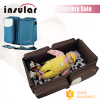 wholesale Baby travel sleeping Changing bag
