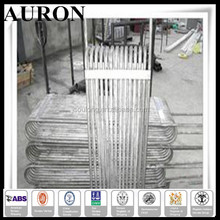 AURON/HEAWELL ABS BV GL DNV ISO OHSAS CE Stainless steel 310 coal gas tube/SS 310 condenser tube gas/SS310 cooling gas coil