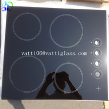 2 burners electric induction hob/induction stove/induction cooker ceramic glass