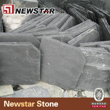 Natural stone roofing slate