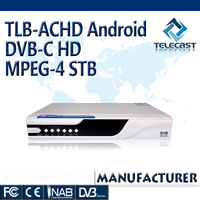 TLB-ACHD Android smart tv Box with india channel iptv Box