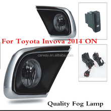 Factory Auto Fog Lamp for Toyota KIJANG INNOVA 2014 ON Car Parts Accessories