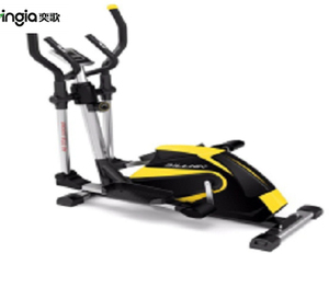Home Fitness Equipment Indoor Elliptical Bike Orbitrac Bike Cross Trainer Magnetic Elliptical Bike