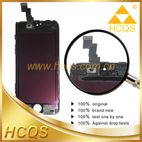 China incell lcd digitizer assembly for iphne 5c,lcd screen replica for apple iphone 5c