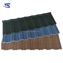Kerala house use stone coated metal roofing tile