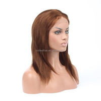 Ideal Hair Arts virgin lace front wig,natural full lace human hair wigs