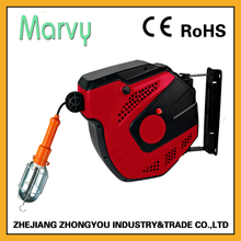 European type extension cable reel 14m 3G1.5mm2(E03)with CE&RoSH certificate