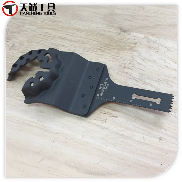 10mm HCS Standard Oscillating Saw Blade for Wood Cutting