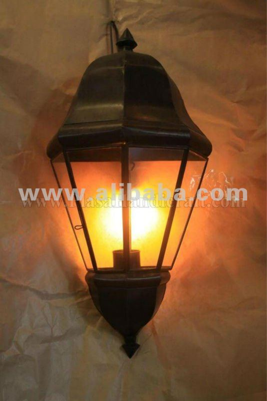 kubah pasung outboard light chandelier