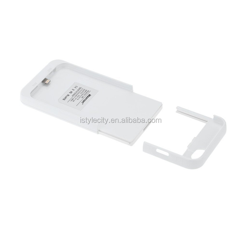 Backup charger case for iphone 6 with MFI 3200mAh