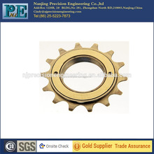 Customized precision bicycle roller chain sprocket