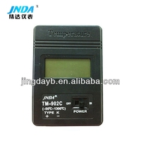 TM902C industrial digital thermometer temperature controller with probe sensor