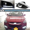 Guangdian hot sale high bright led daytime running light H yun dai ix35 auto lighting systems
