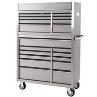 42 Inches Stainless Steel Tool Cabinets