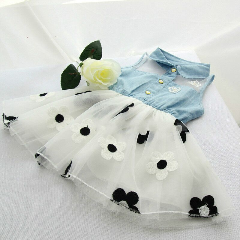 beautiful baby chiffon smoking girl princess summer dresses