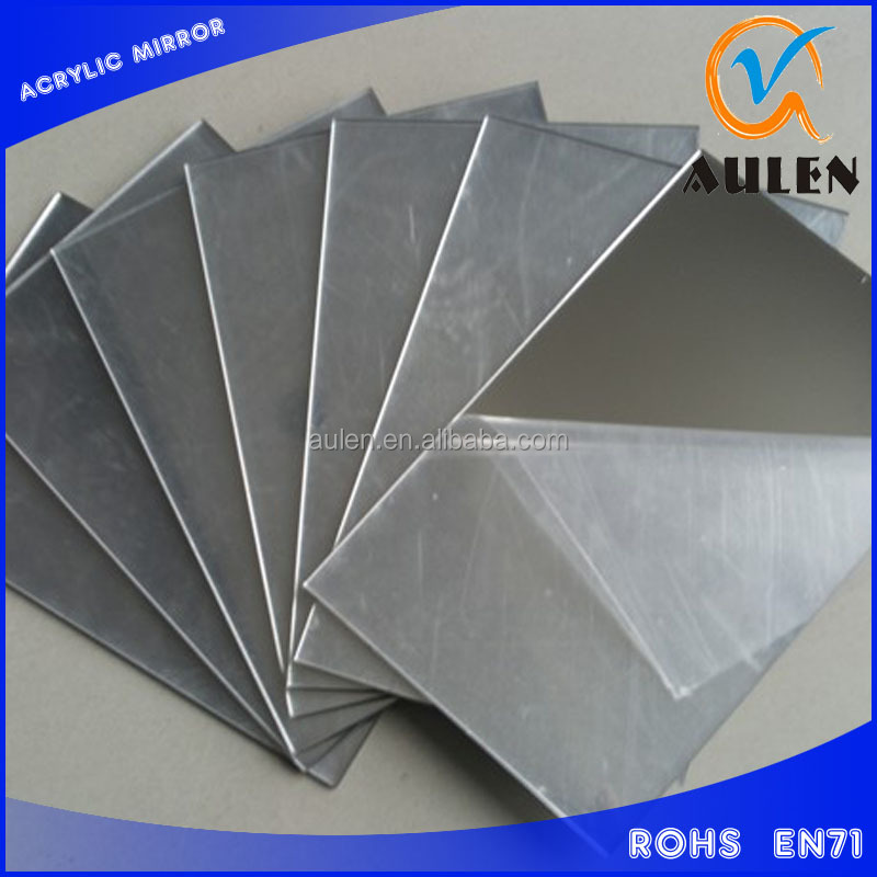 1.0mm acrylic mirror tile