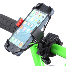 Shakeproof bike phone holder smartphone bike mount ,mobile phone anti-theft display holder