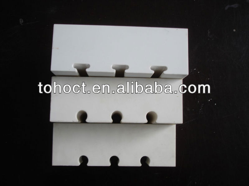 heat resistant ceramic brick