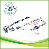 Excellent Quality PET Bottle Washing Recycling Line Good Price