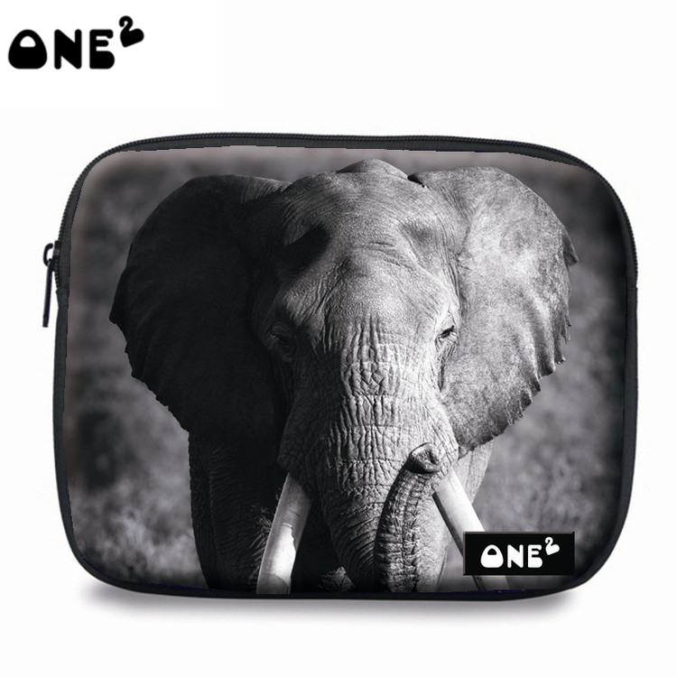 14 inch customsize printed laptop bag cheap waterproof tablet pouch
