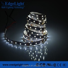 CE/CCC/ROHS 4mm 12/24v 10m/roll coil flexible cuttable smd2835 aluminum profile advertising led light strip 2835