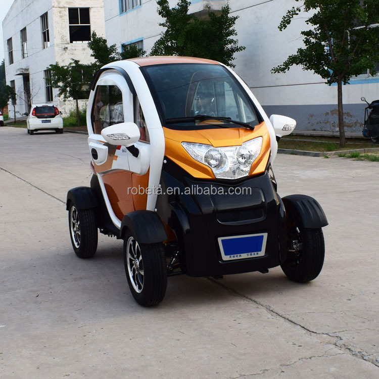 high speed smart electric city car for sale