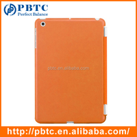 Case For iPad Mini , Colorful Orange Smart Covers Tablet
