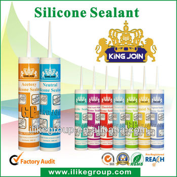 acetic GE silicon sealant chinese manufacturer(TUV certification)