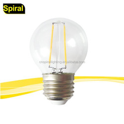 led filament bulb g45 cheapest price white daylight/ warmlight