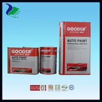 Automotive spray paint hardener for car body ( Manufacture in Guangzhou )