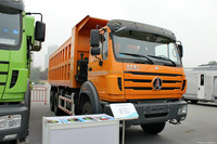 Beiben power star 6x4 380hp Tipper Dump Trucks