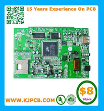 PCB And PCB Assembly OEM Manufacturer In China