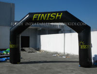 Inflatable racing Arch, Finish arch in hign quality K4035
