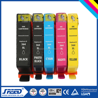 HP364 refill ink cartridge for HP photosmart B8550
