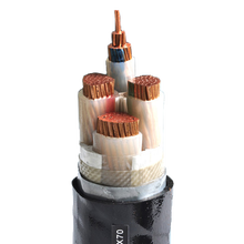 PVC Insulated Steel Tape Armoured PVC Sheathed Power Cable VV22,VLV22