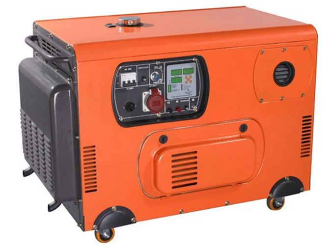 Factory price 5KW diesel generator welding machine with ISO9001-2008 certificate