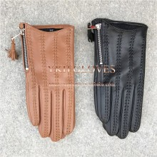 Sheep nappa leather prices high quality leather fashion gloves sex bf