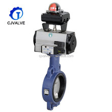 New products custom industry cast iron butterfly valve