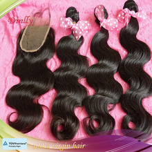 Hot sales e body wave human hair weaving made in china